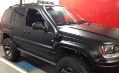 Cambio de color JEEP GRAND CHEROKEE