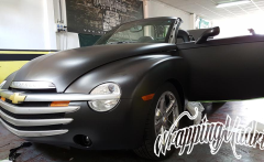Cambio de color CHEVROLET SSR
