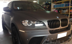 Cambio de color BMW X6