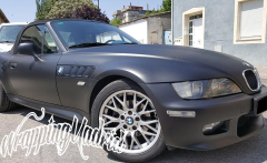 Cambio de color BMW Z3