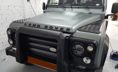 Cambio de color LAND ROVER DEFENDER