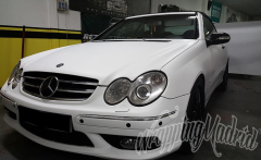 Cambio de color MERCEDES SLK500