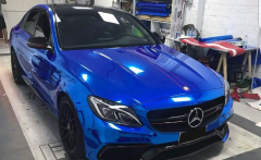 Cambio de color MERCEDES C63 BITURBO