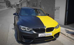 Cambio de color BMW M3