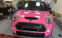 Cambio de color MINI COOPER CABRIO